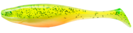 Мягкая приманка Narval Commander Shad 12cm #015 - Pepper/Lemon