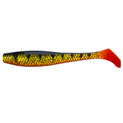 Мягкая приманка Narval Choppy Tail 10cm #019 - Yellow Perch